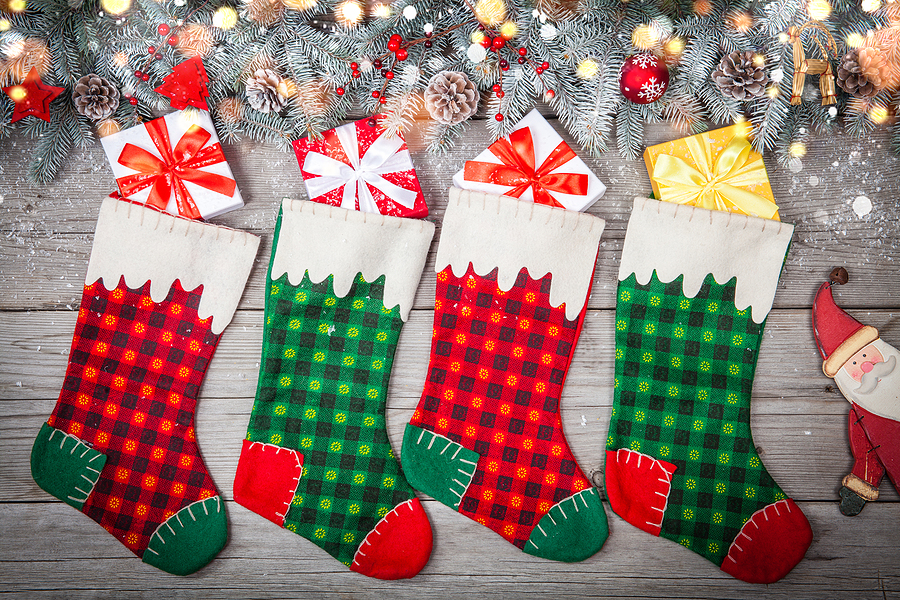 Healthy Stocking Stuffers for the Whole Family