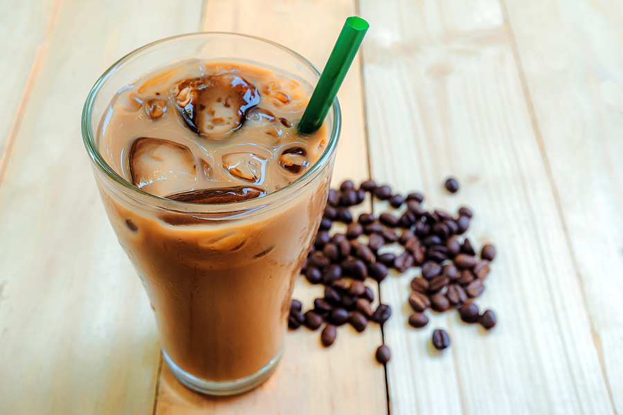 Yeast-Free Iced Mocha Recipe