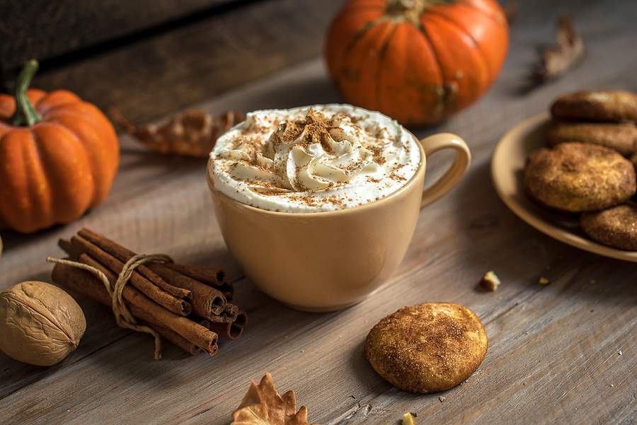 Yeast-Free Pumpkin Spice Latte Recipe
