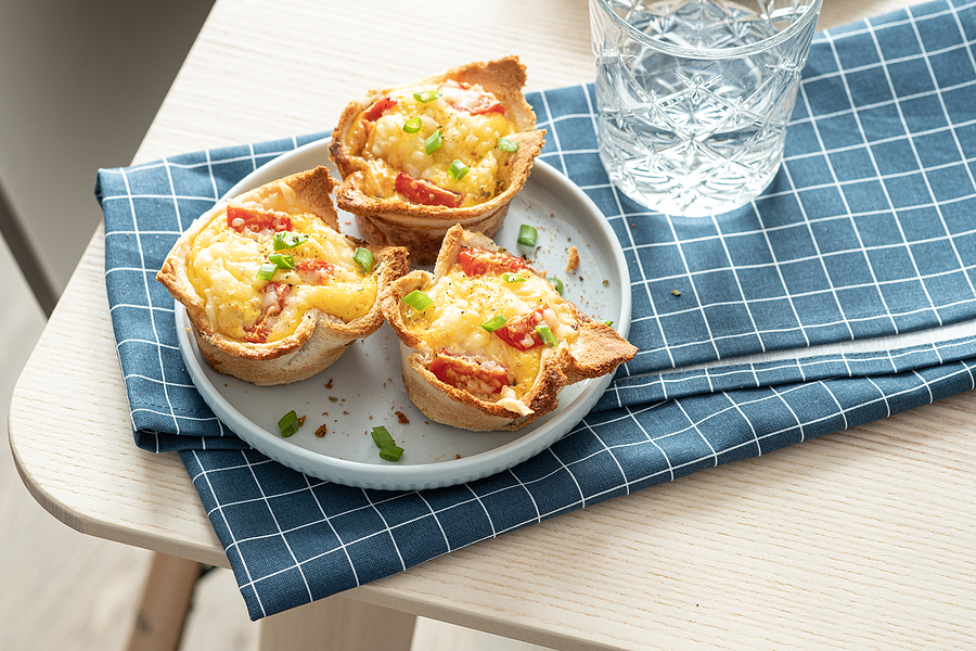 Yeast-Free Egg Cups Recipe