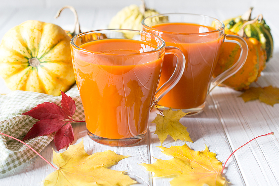 Yeast-Free Pumpkin Pie Smoothie Recipe