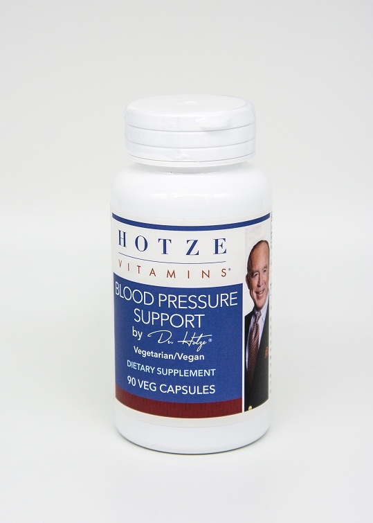 Blood Pressure Support by Dr. Hotze 90 Capsules