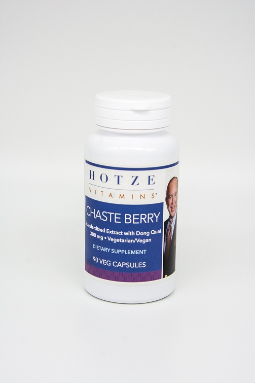 Chaste Berry 300 mg 90 Capsules