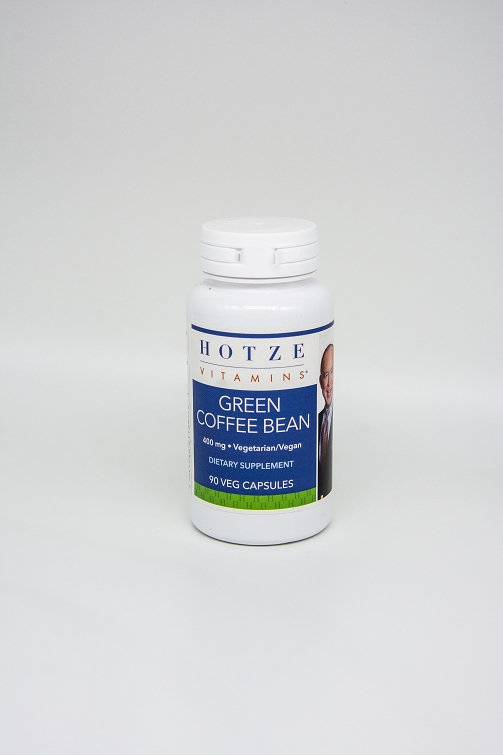Green Coffee Bean 400 mg 90 Capsules