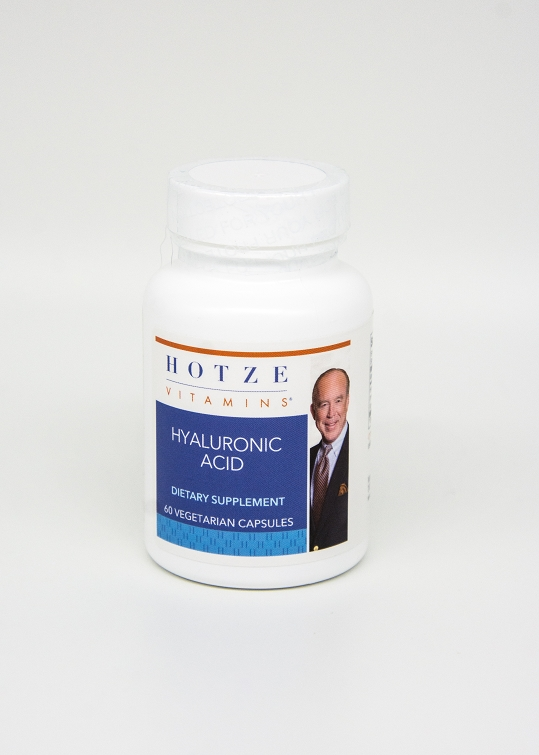Hyaluronic Acid 70 mg 60 Capsules