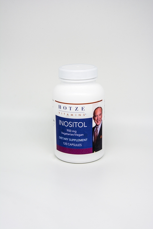 Inositol 900 mg 120 Capsules