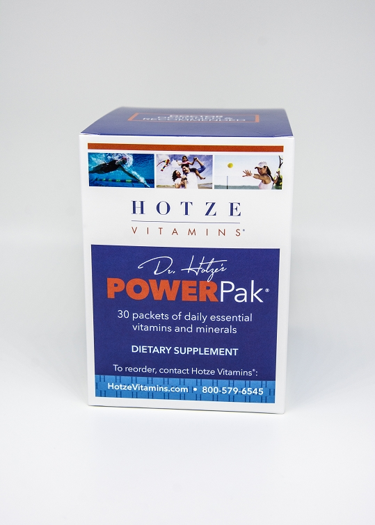 Dr. Hotze's PowerPak(R) 30 Packets