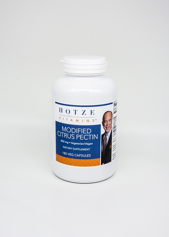 Modified Citrus Pectin 800 mg 180 Capsules