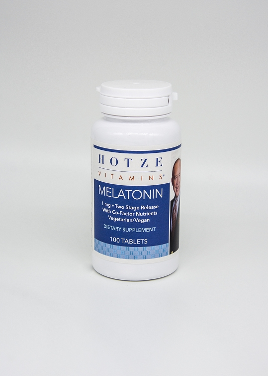 Melatonin SR 1 mg 100 Tablets