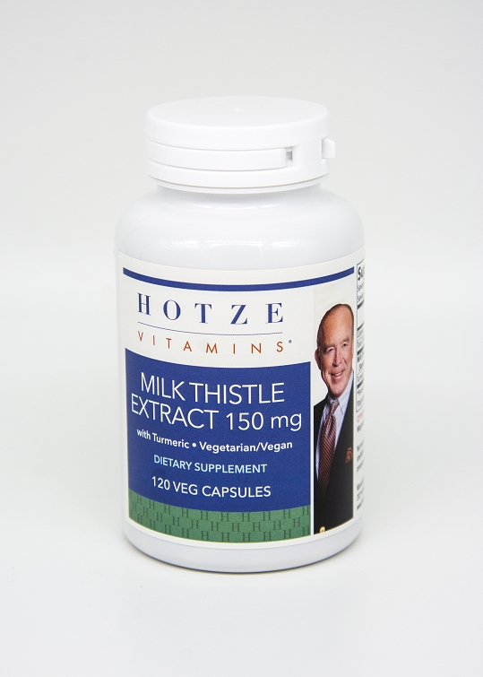 Milk Thistle 350 mg 60 Capsules