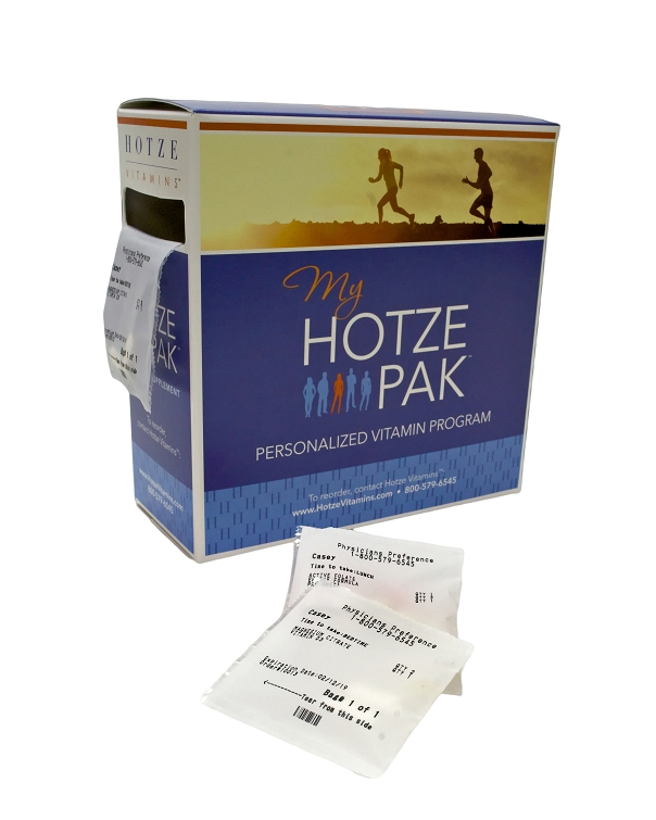 My HotzePak 14 Day Detox Pack