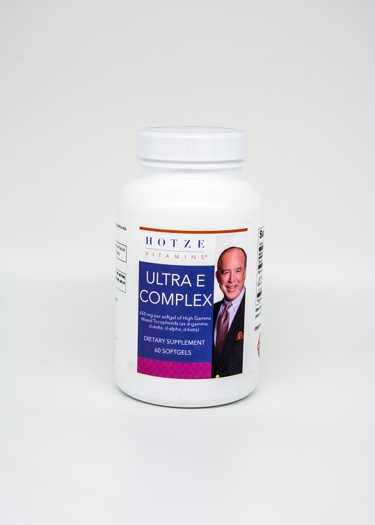 Ultra E Complex 150 mg 60 Softgels