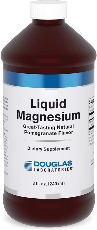 Liquid Magnesium Citrate 225 mg 8 oz