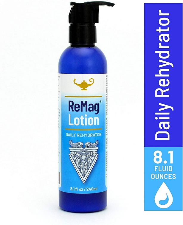 ReMag Lotion Daily ReHydrator 8.1 oz