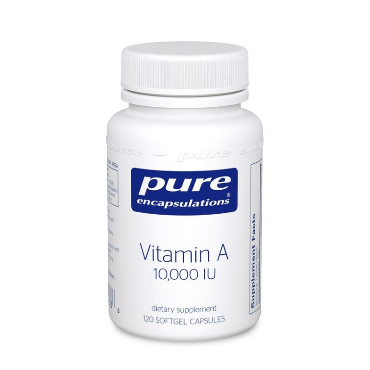 Vitamin A 10,000 iu 120 Softgels
