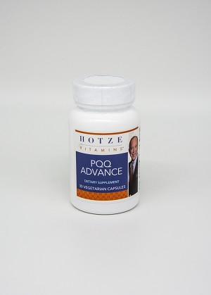 PQQ Advance 20 mg 30 Capsules