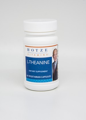 L-Theanine 100 mg 60 Capsules